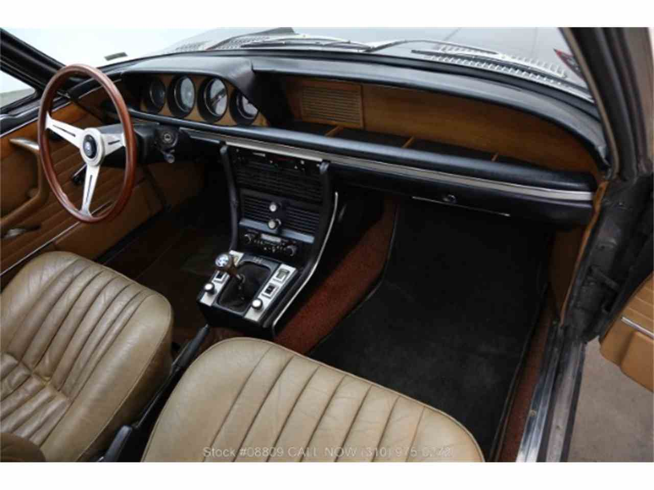 Large Picture of '70 BMW 2800CS Offered by Beverly Hills Car Club - MACE