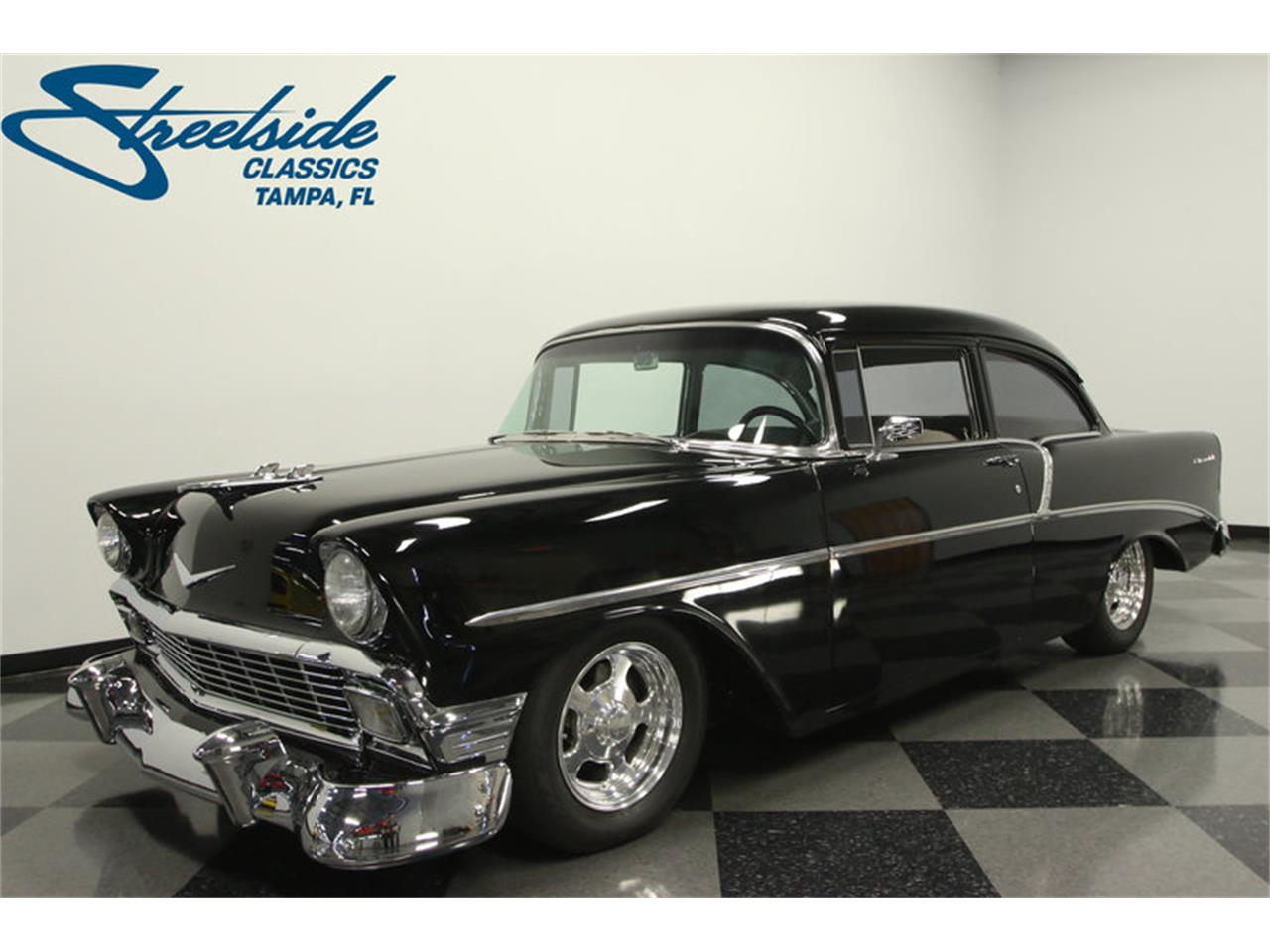 Large Picture of Classic 1956 Chevrolet 210 located in Florida Offered by Streetside Classics - Tampa - MAD9