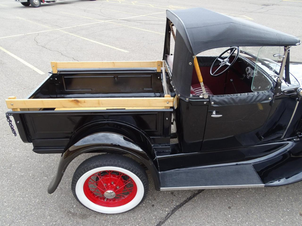 Large Picture of '31 Model A - MADF