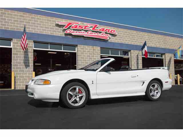 Picture of '98 Mustang Cobra - M2TV