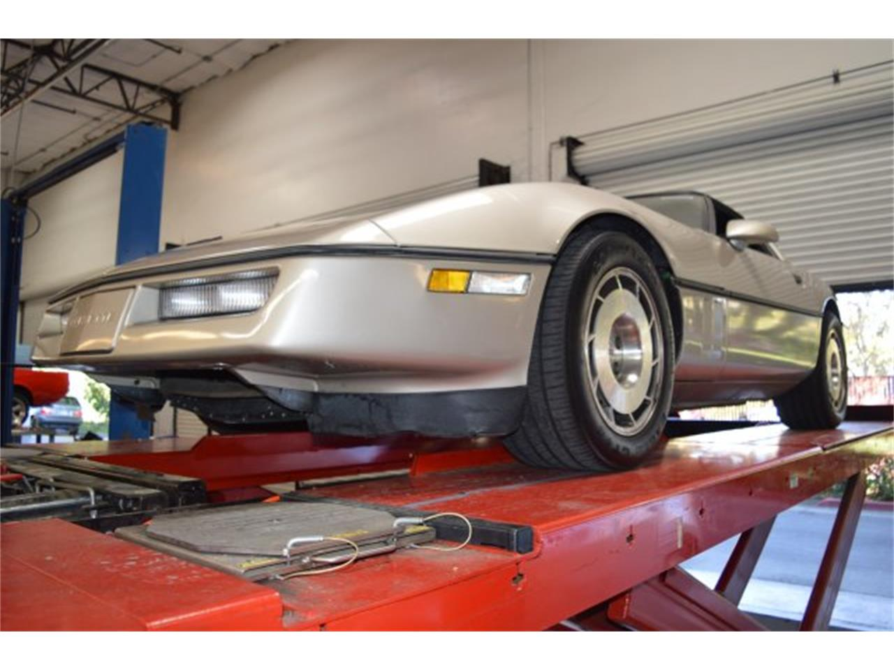 Large Picture of '86 Corvette - MAEE