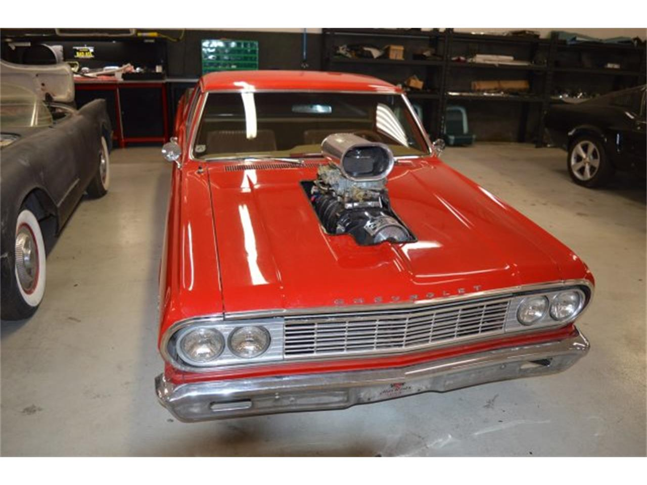 Large Picture of 1964 Chevrolet El Camino located in San Jose California - MAEH