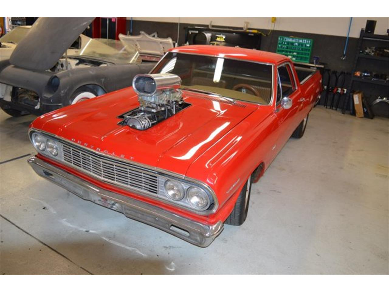Large Picture of 1964 Chevrolet El Camino located in California - MAEH