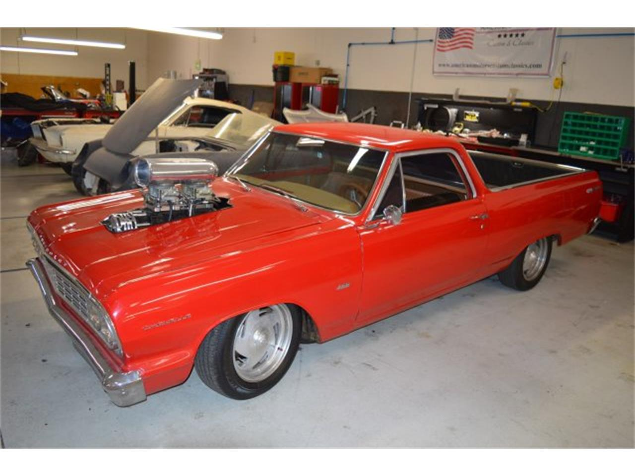 Large Picture of 1964 Chevrolet El Camino located in California - $36,900.00 Offered by American Motors Customs and Classics - MAEH