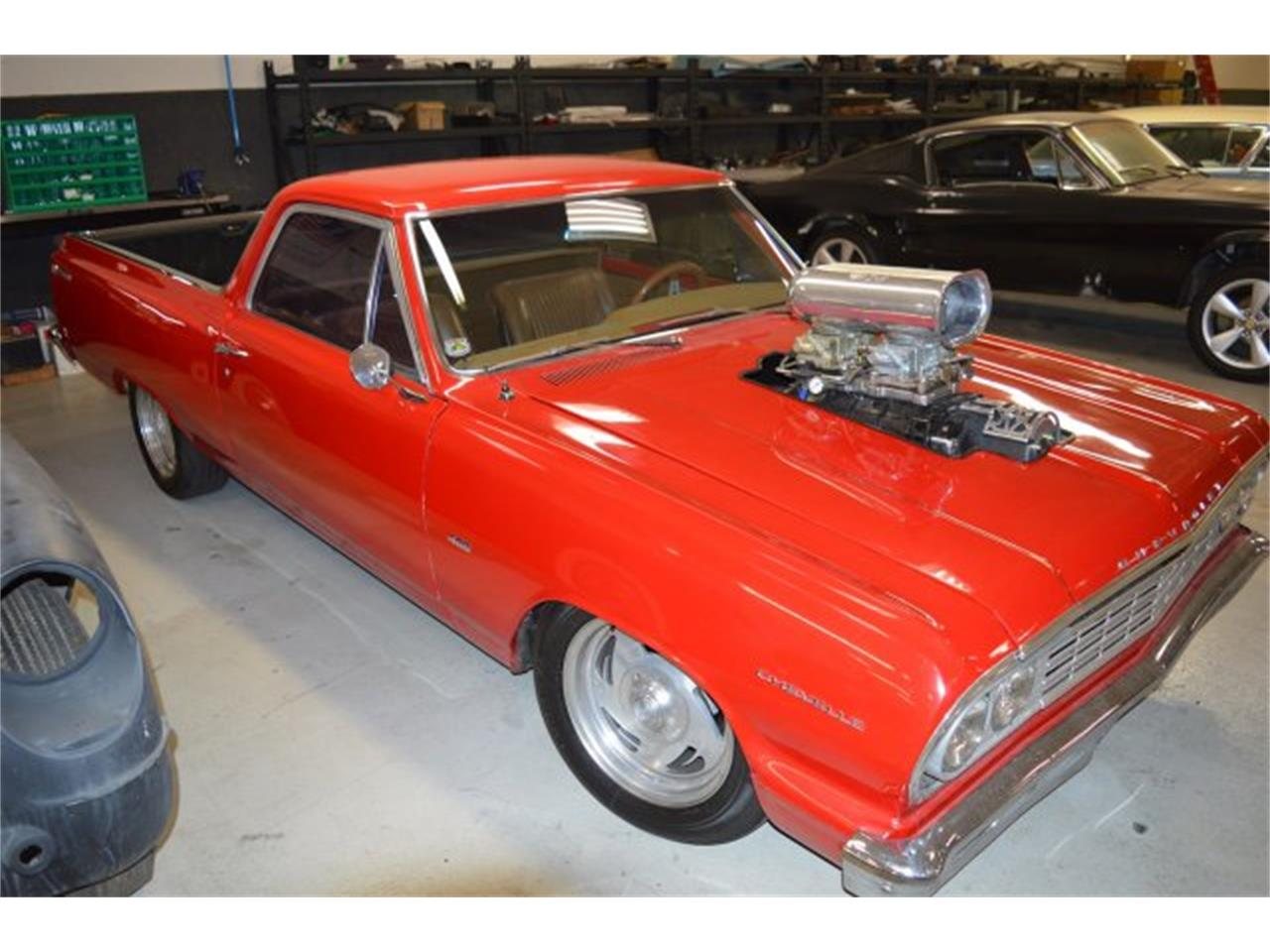 Large Picture of '64 Chevrolet El Camino located in San Jose California - $36,900.00 - MAEH