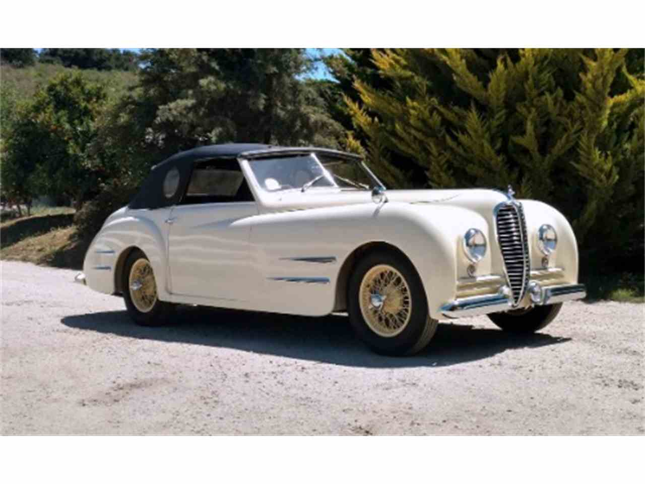 Large Picture of '49 Delahaye 135M - $395,000.00 Offered by Gullwing Motor Cars - MAEX