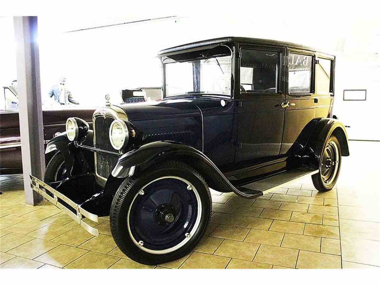 Large Picture of '27 Chevrolet Series AA Capitol located in St. Charles Illinois Offered by Baltria Vintage Auto Gallery - MAFH