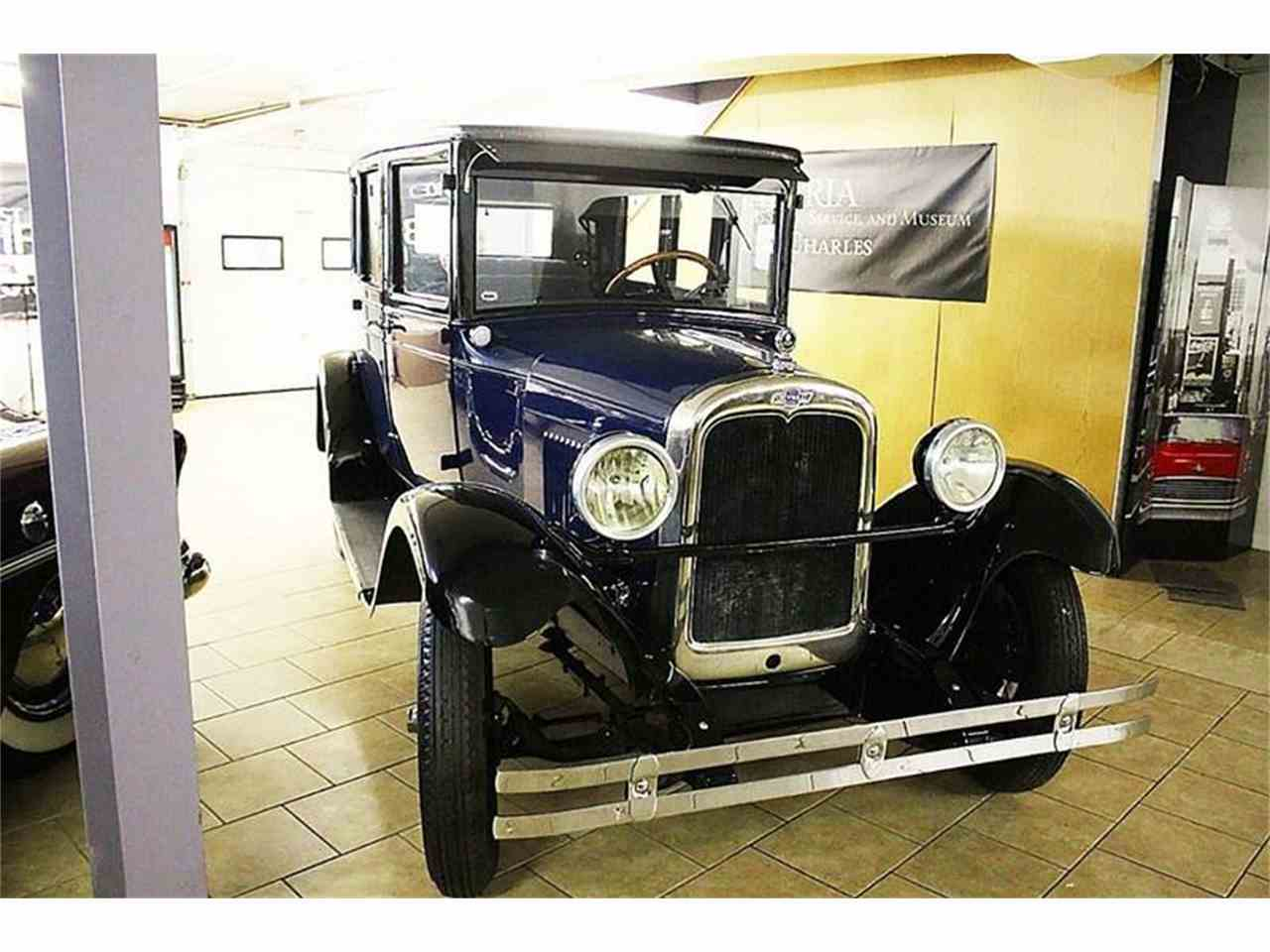 Large Picture of Classic 1927 Series AA Capitol located in Illinois - $21,900.00 - MAFH