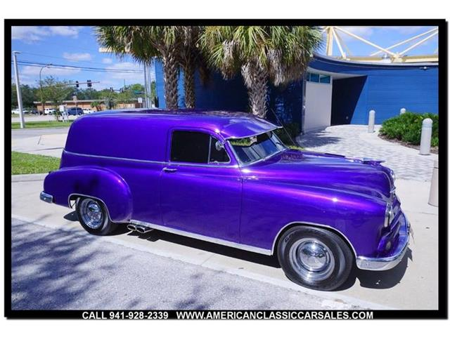 Picture of '51 Sedan Delivery - MAFI
