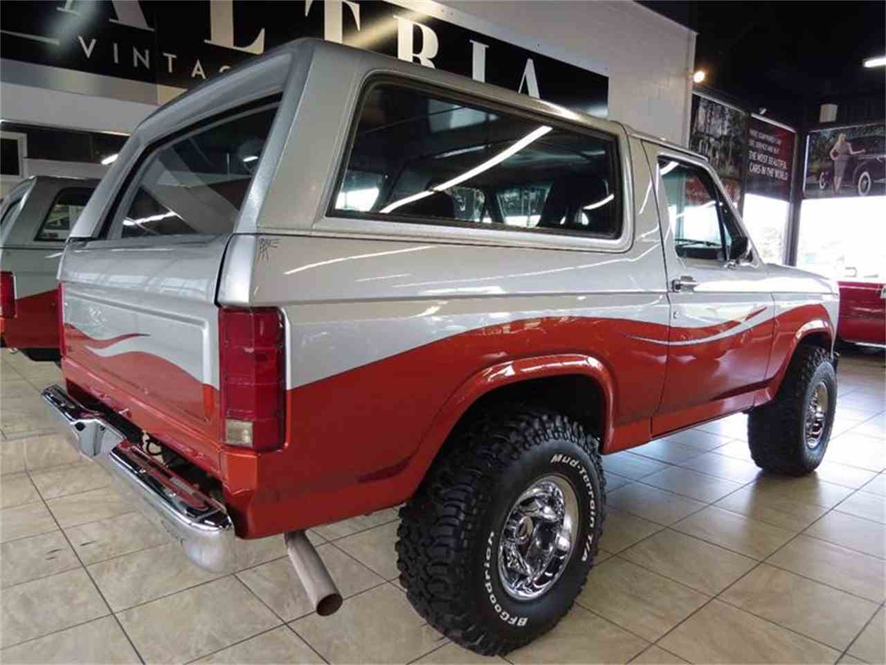 Large Picture of '86 Bronco - MAFK