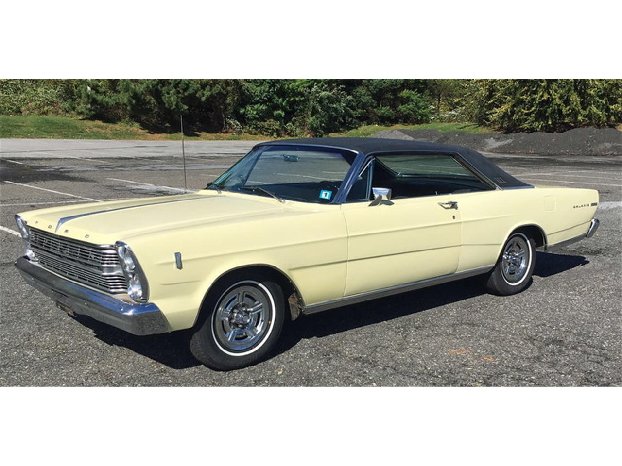 Large Picture of '66 Galaxie 500 - $12,500.00 Offered by Connors Motorcar Company - MAFO