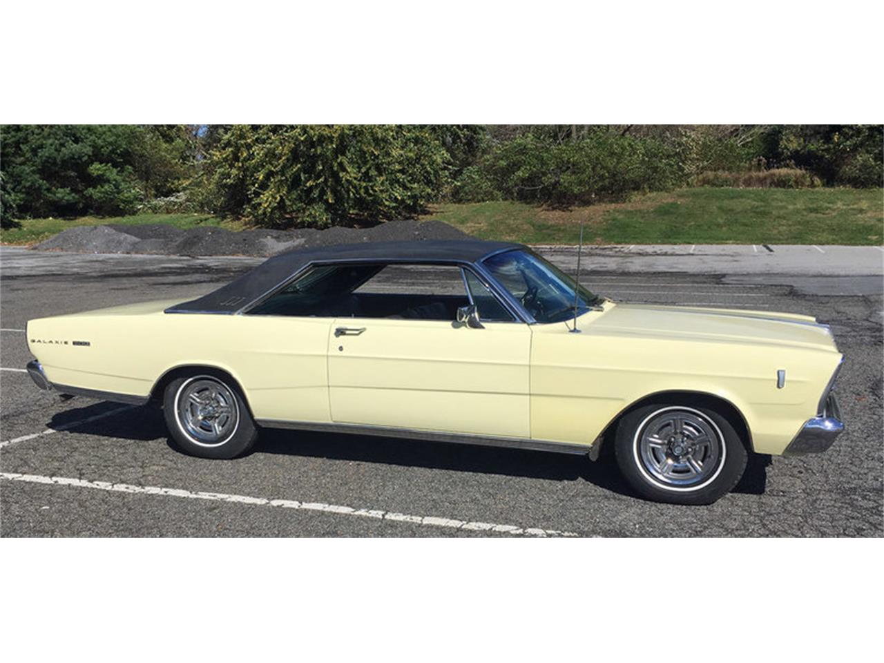 Large Picture of Classic 1966 Galaxie 500 located in Pennsylvania - MAFO