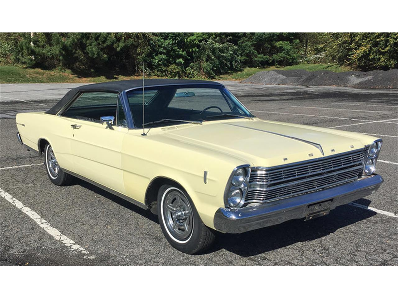 Large Picture of Classic 1966 Galaxie 500 located in West Chester Pennsylvania - MAFO