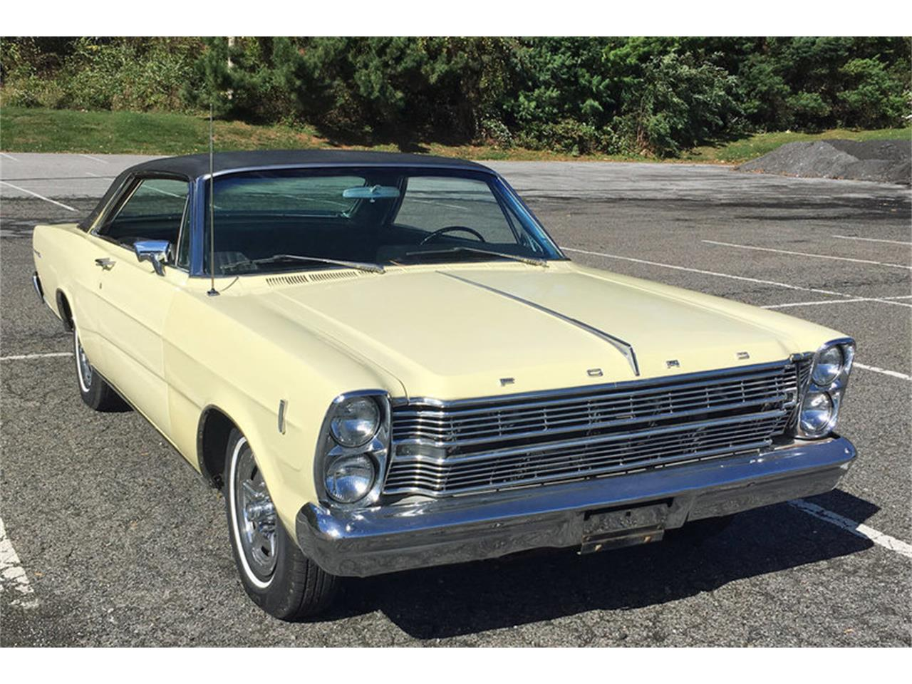 Large Picture of Classic 1966 Ford Galaxie 500 - $12,500.00 Offered by Connors Motorcar Company - MAFO