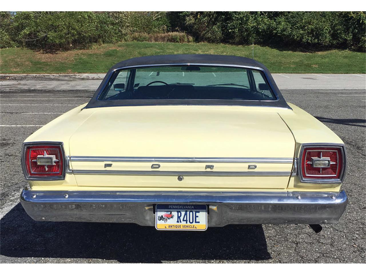 Large Picture of Classic '66 Galaxie 500 Offered by Connors Motorcar Company - MAFO