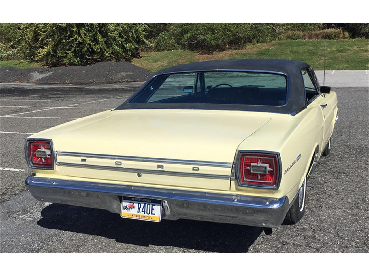 Large Picture of Classic 1966 Ford Galaxie 500 located in West Chester Pennsylvania - MAFO
