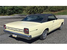 Picture of '66 Ford Galaxie 500 located in West Chester Pennsylvania Offered by Connors Motorcar Company - MAFO