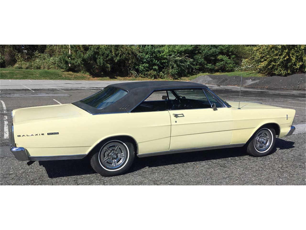 Large Picture of 1966 Ford Galaxie 500 located in West Chester Pennsylvania - MAFO