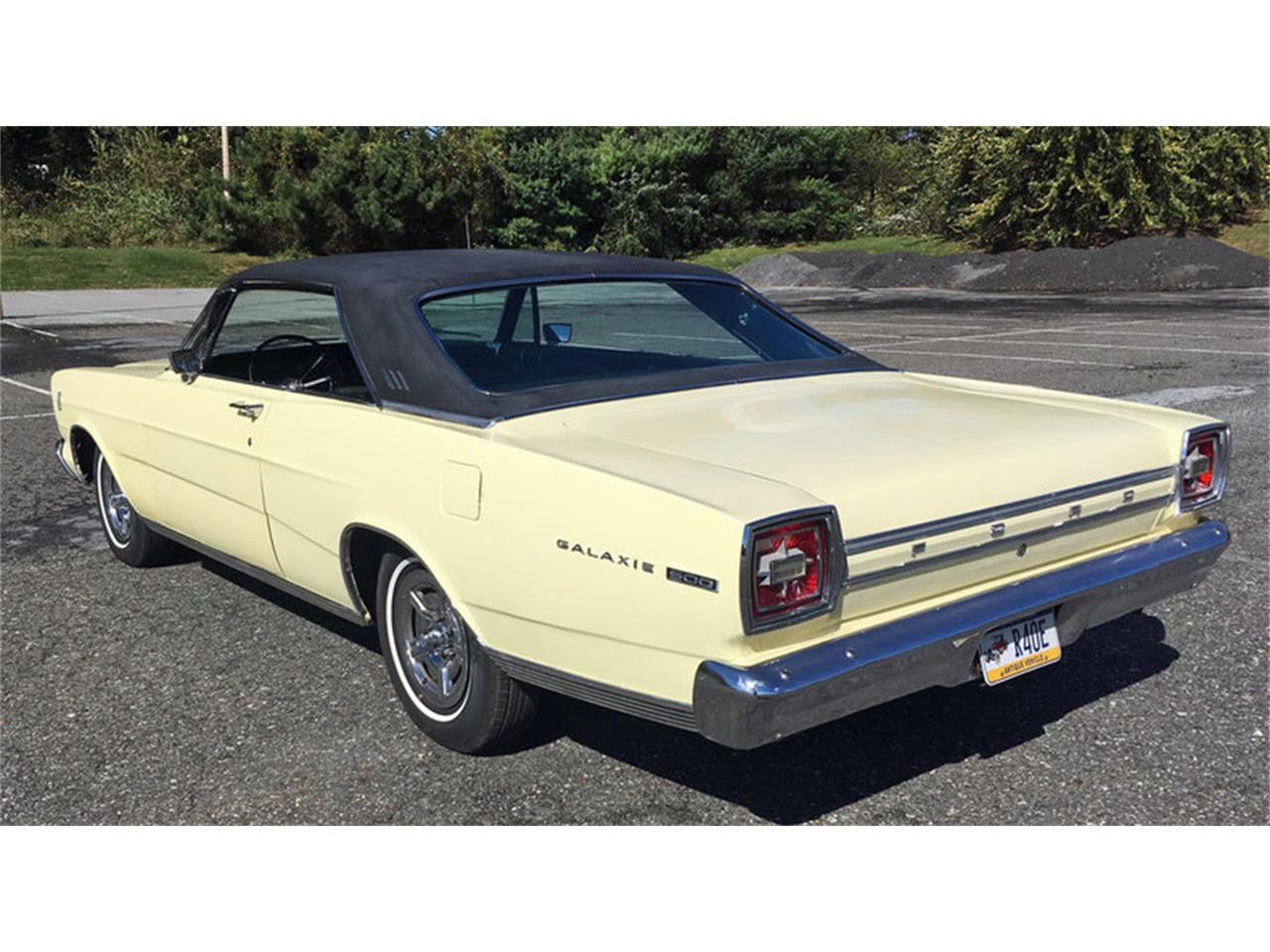 Large Picture of Classic 1966 Ford Galaxie 500 located in West Chester Pennsylvania Offered by Connors Motorcar Company - MAFO