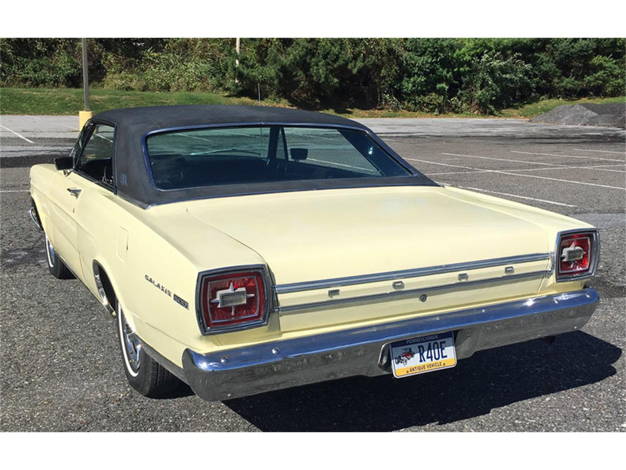 Large Picture of '66 Galaxie 500 located in West Chester Pennsylvania Offered by Connors Motorcar Company - MAFO