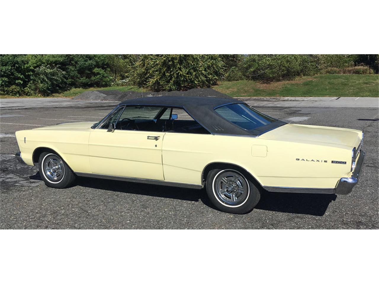 Large Picture of 1966 Ford Galaxie 500 - $12,500.00 Offered by Connors Motorcar Company - MAFO