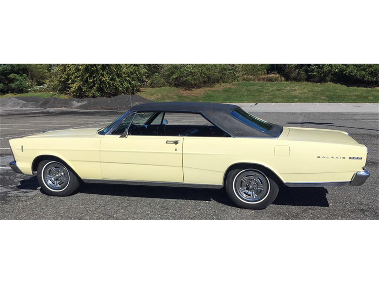 Large Picture of Classic '66 Galaxie 500 - MAFO