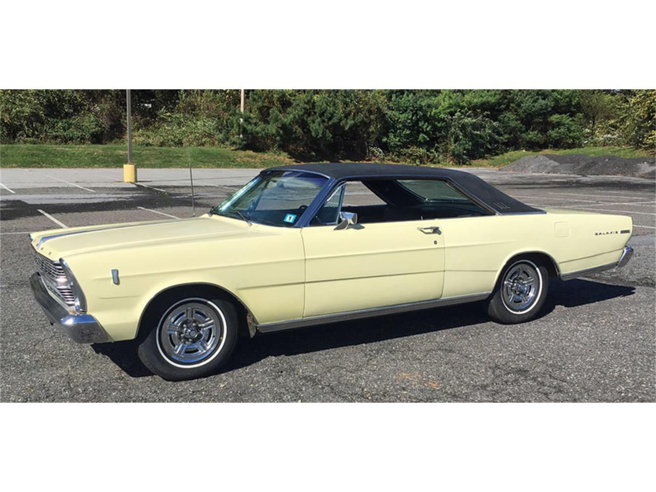 Large Picture of '66 Ford Galaxie 500 - $12,500.00 - MAFO