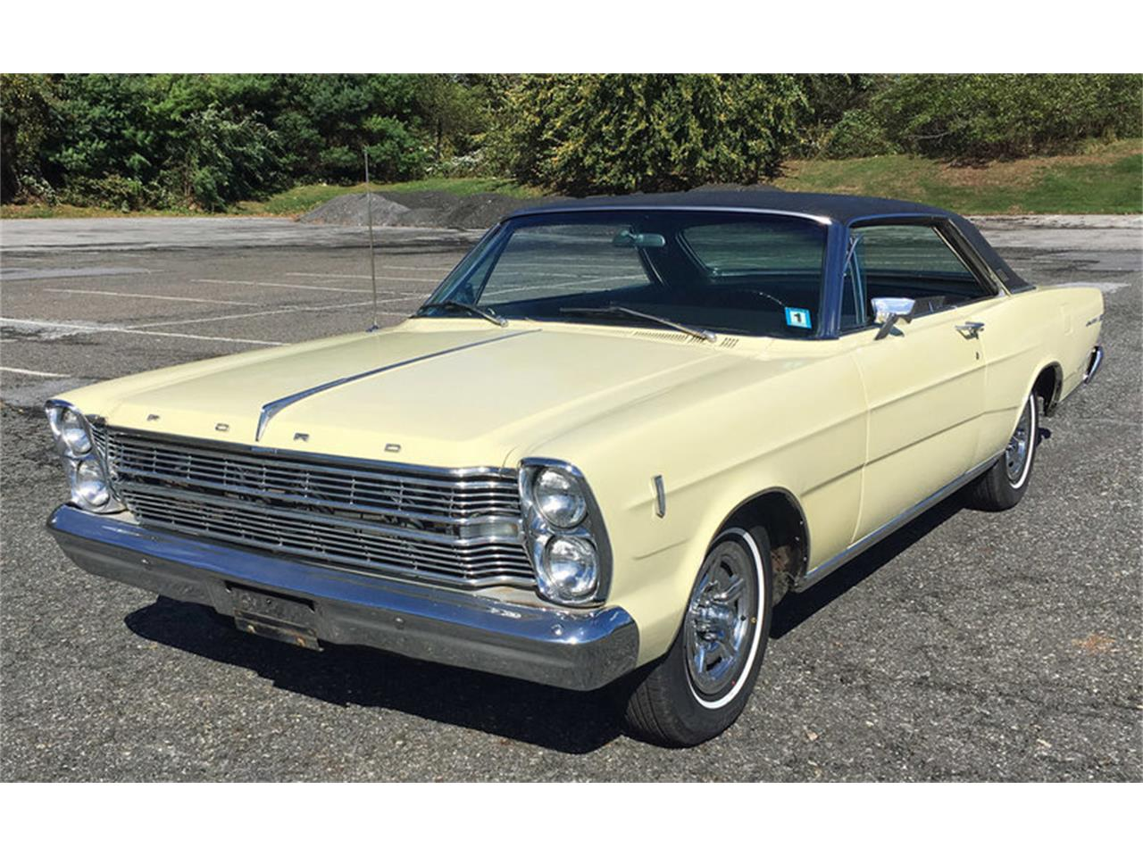 Large Picture of Classic '66 Ford Galaxie 500 - $12,500.00 - MAFO