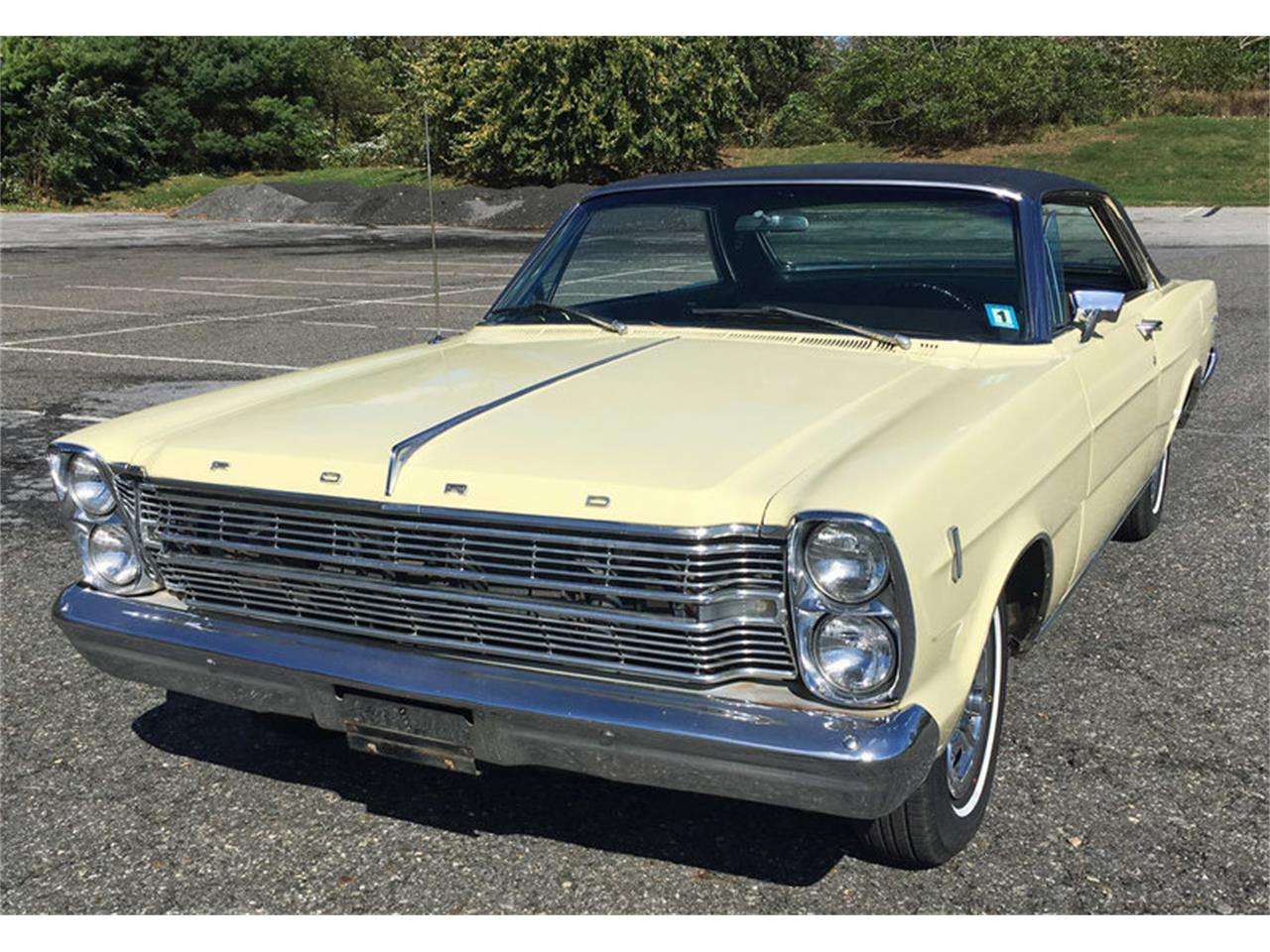 Large Picture of 1966 Ford Galaxie 500 Offered by Connors Motorcar Company - MAFO