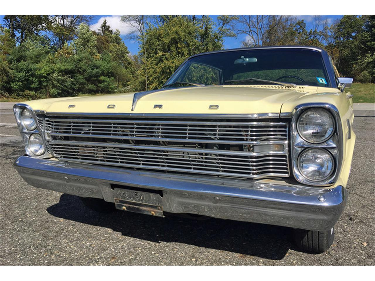 Large Picture of Classic 1966 Galaxie 500 - MAFO