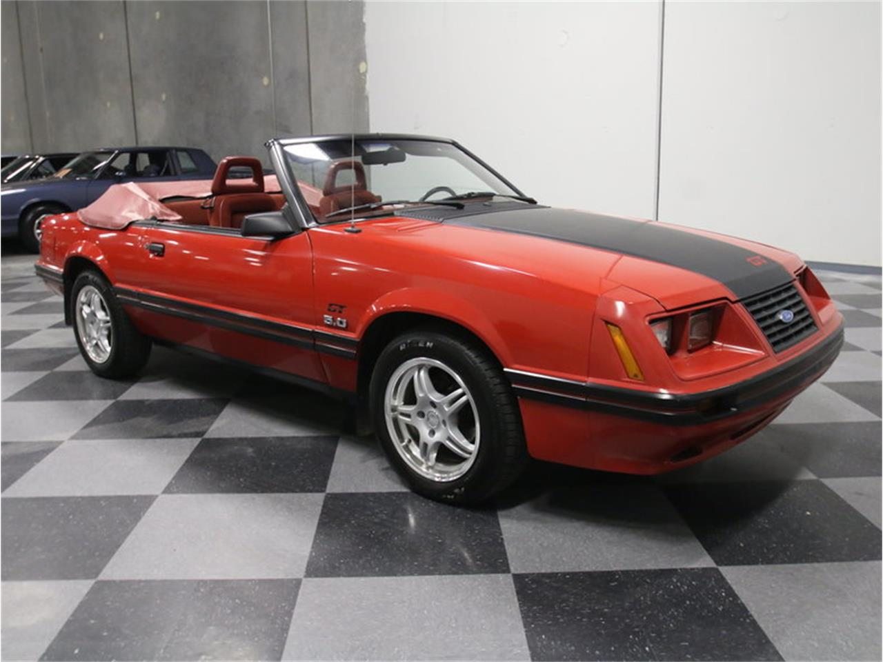 Large Picture of '84 Mustang - MAFV