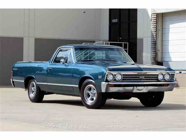 Picture of '67 Chevrolet El Camino SS located in Kansas - $26,900.00 - M3IT