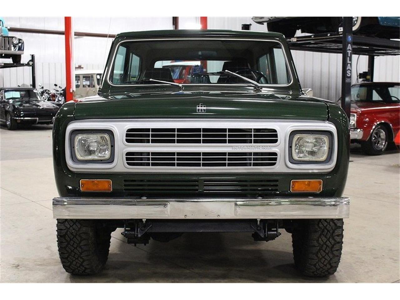 Large Picture of '80 Scout II - MAG7