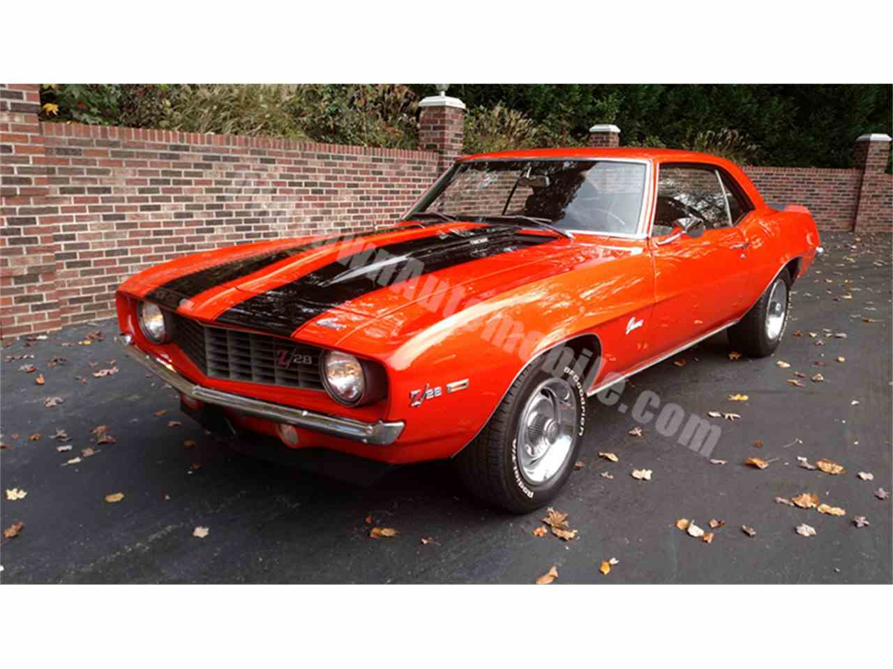 1969 Chevrolet Camaro Z28 For Sale Classiccars Com Cc