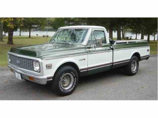 Picture of 1972 Chevrolet C10 Offered by  - MAGC