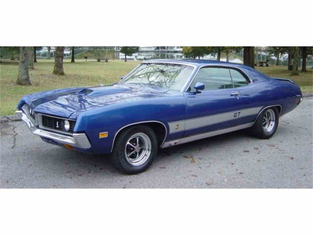 Large Picture of '71 Torino - MAGI