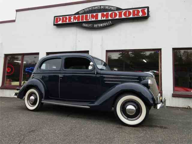 Picture of Classic 1936 2-Dr Sedan Offered by Premium Motors - MAGQ