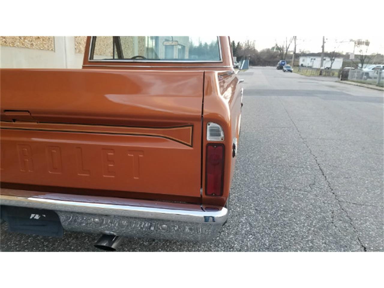 Large Picture of '69 C10 - MAGV