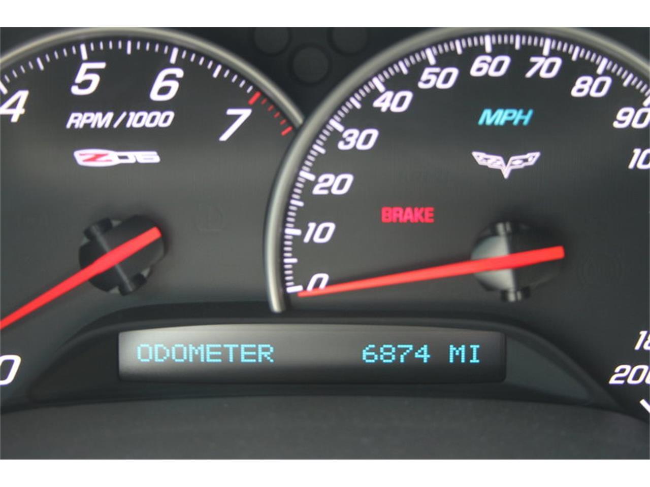 Large Picture of '07 Corvette Z06 - MAJO