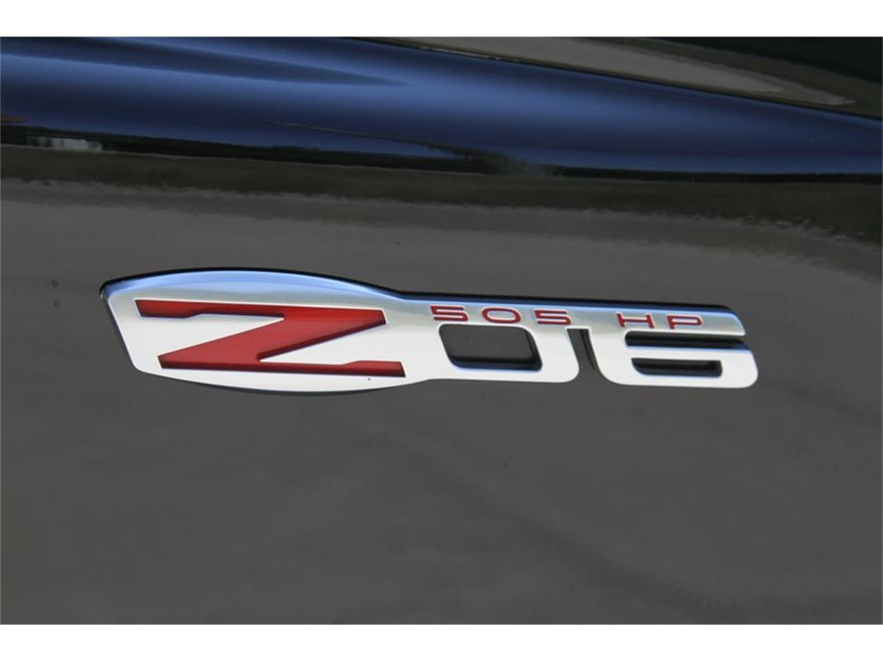 Large Picture of 2007 Corvette Z06 located in Florida Offered by Motor City Classic Cars - MAJO