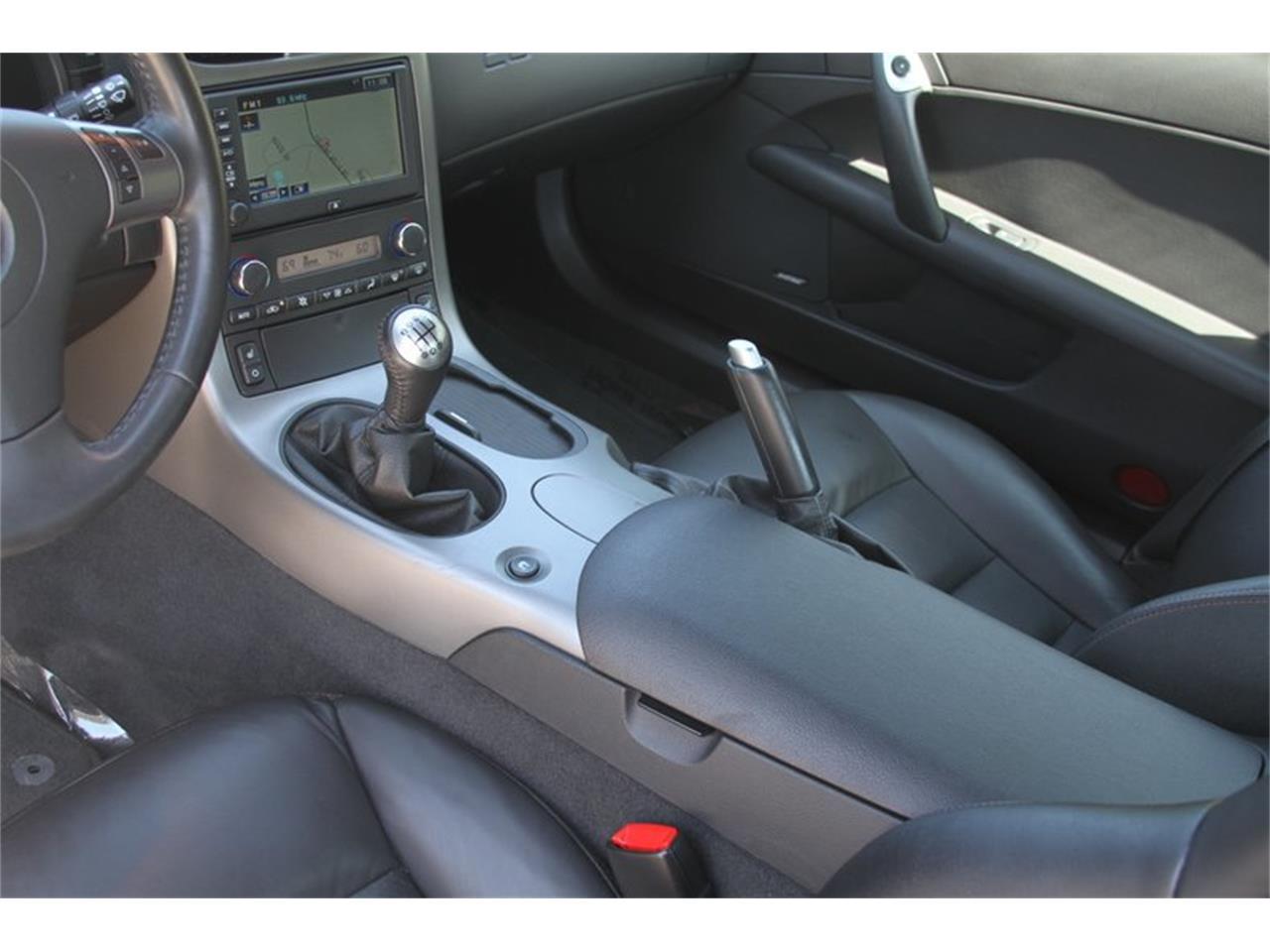 Large Picture of '07 Chevrolet Corvette Z06 - MAJO