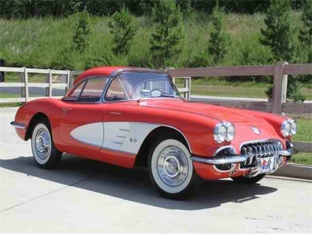 Picture of '58 Corvette - MAJP