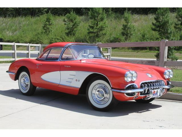 Picture of '58 Corvette located in Vero Beach Florida Offered by  - MAJP