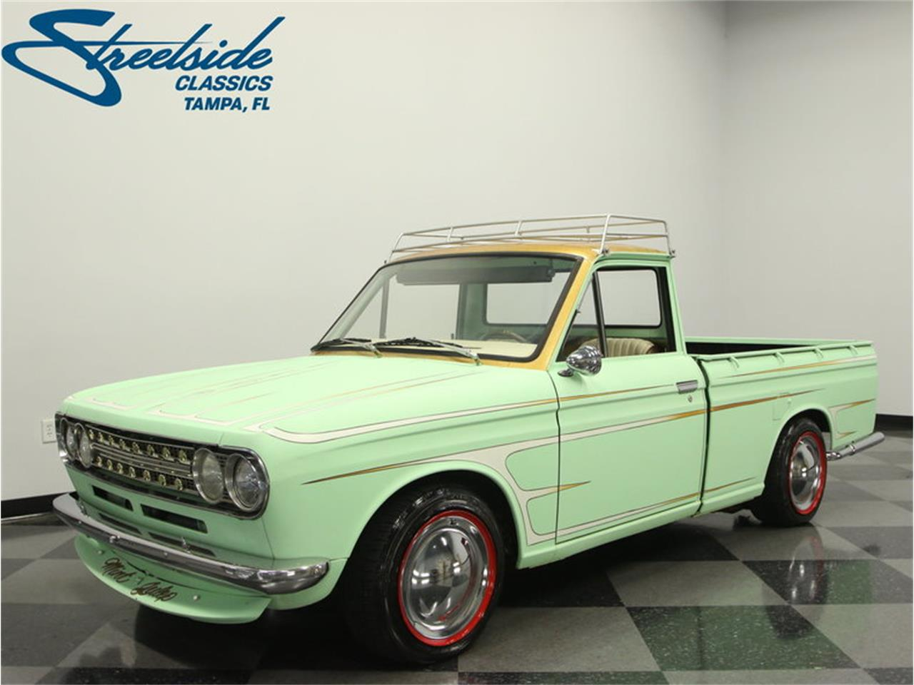 Large Picture of Classic 1972 Datsun 1600 520 Pickup - $9,995.00 Offered by Streetside Classics - Tampa - MB90
