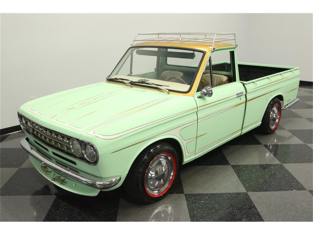 Large Picture of 1972 1600 520 Pickup Offered by Streetside Classics - Tampa - MB90