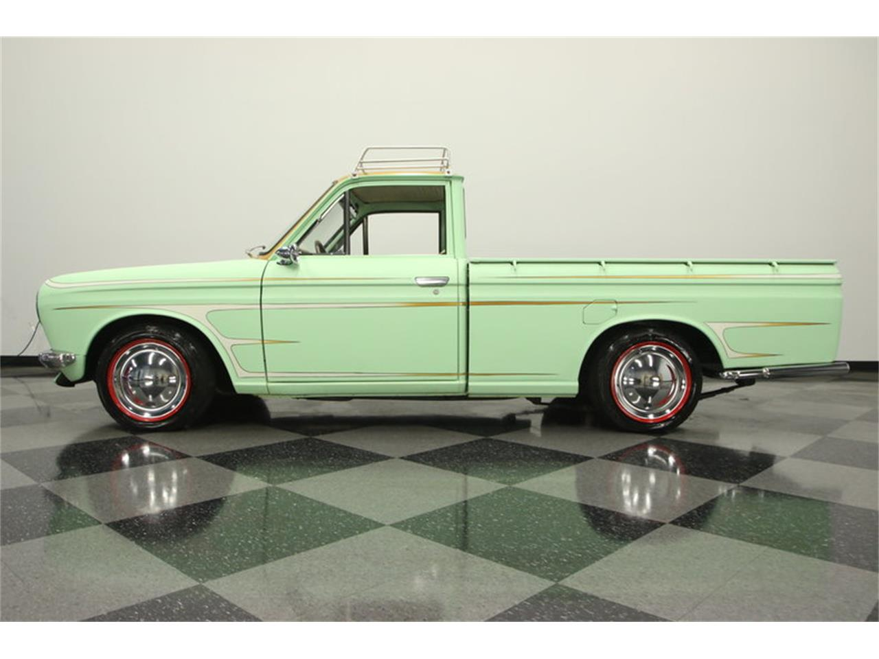 Large Picture of 1972 1600 520 Pickup located in Lutz Florida Offered by Streetside Classics - Tampa - MB90