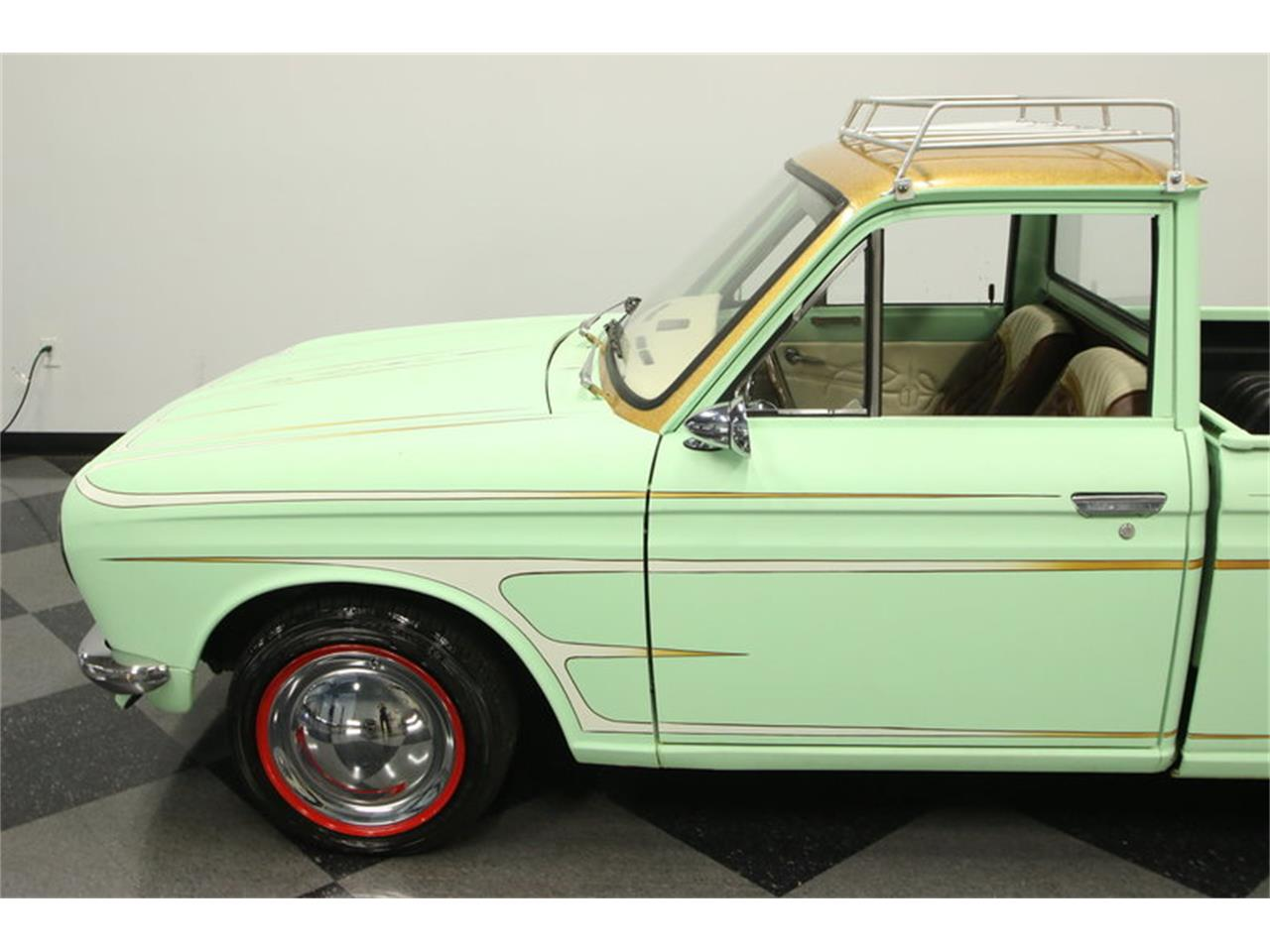 Large Picture of Classic '72 1600 520 Pickup located in Lutz Florida Offered by Streetside Classics - Tampa - MB90