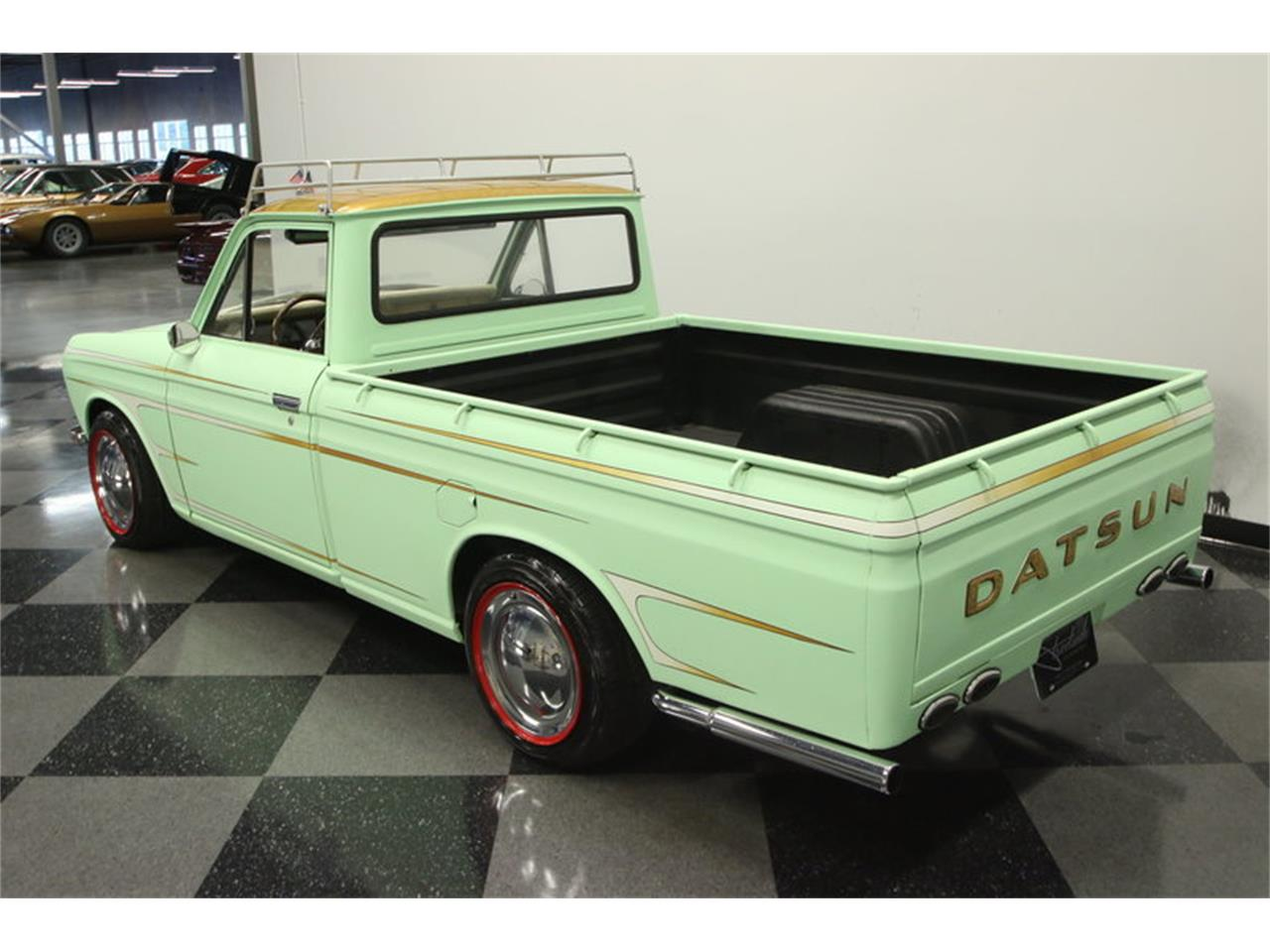 Large Picture of Classic '72 Datsun 1600 520 Pickup - $9,995.00 Offered by Streetside Classics - Tampa - MB90