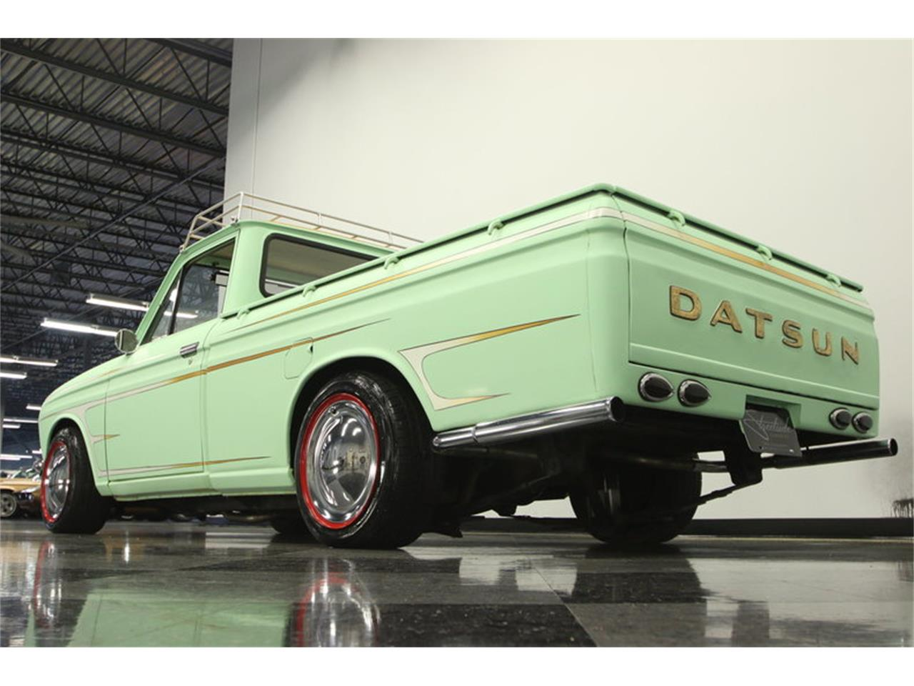 Large Picture of '72 1600 520 Pickup - $9,995.00 Offered by Streetside Classics - Tampa - MB90