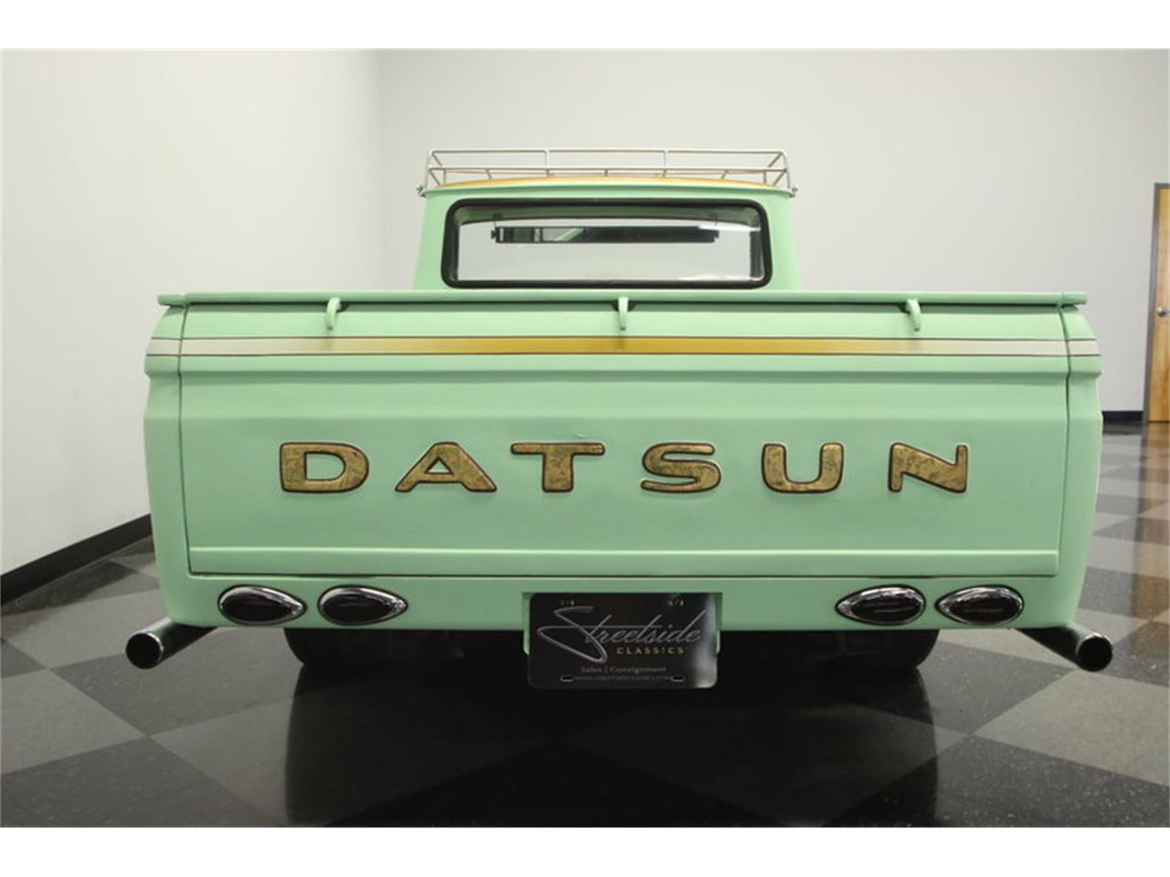 Large Picture of Classic '72 Datsun 1600 520 Pickup - MB90